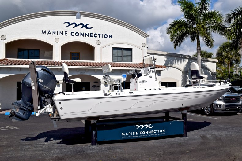 Thumbnail 8 for Used 2012 Skeeter ZX 22 Bay boat for sale in West Palm Beach, FL