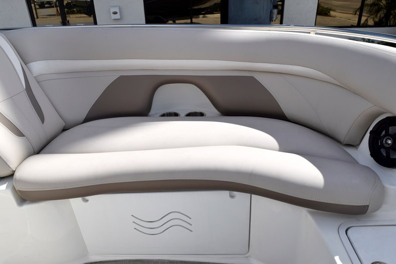 Thumbnail 44 for Used 2017 Hurricane SunDeck SD 2200 OB boat for sale in Fort Lauderdale, FL