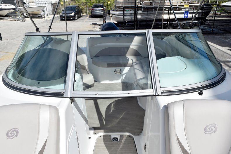 Thumbnail 38 for Used 2017 Hurricane SunDeck SD 2200 OB boat for sale in Fort Lauderdale, FL