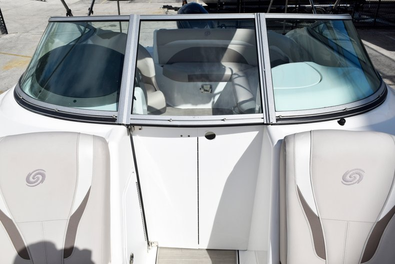 Thumbnail 39 for Used 2017 Hurricane SunDeck SD 2200 OB boat for sale in Fort Lauderdale, FL