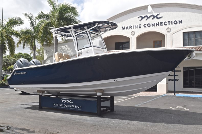 Thumbnail 1 for New 2019 Sportsman Heritage 251 Center Console boat for sale in Miami, FL