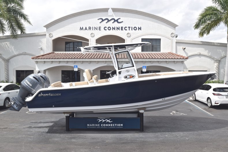 New 2019 Sportsman Heritage 251 Center Console boat for sale in Miami, FL