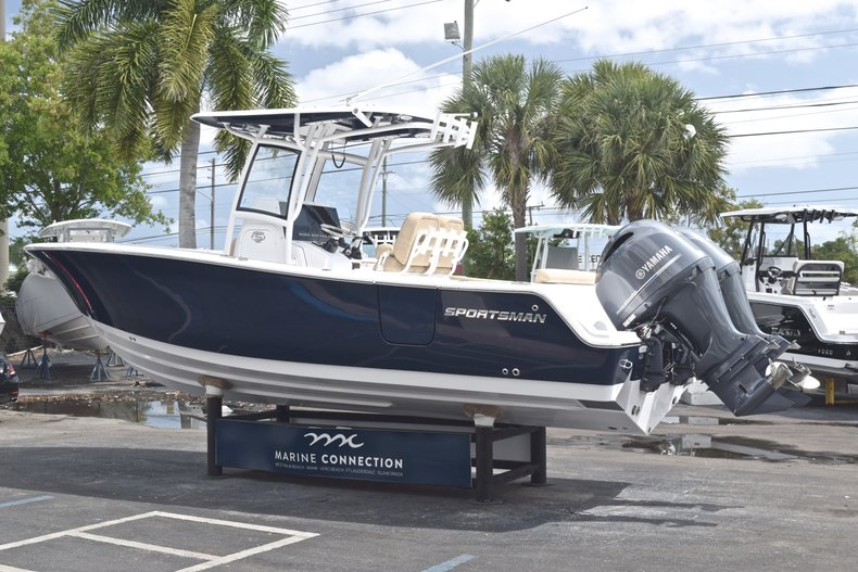 Thumbnail 5 for New 2019 Sportsman Heritage 251 Center Console boat for sale in Miami, FL