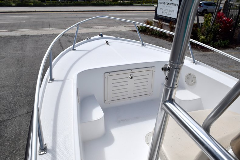 Thumbnail 21 for Used 2001 Mako 171 Center Console boat for sale in Vero Beach, FL