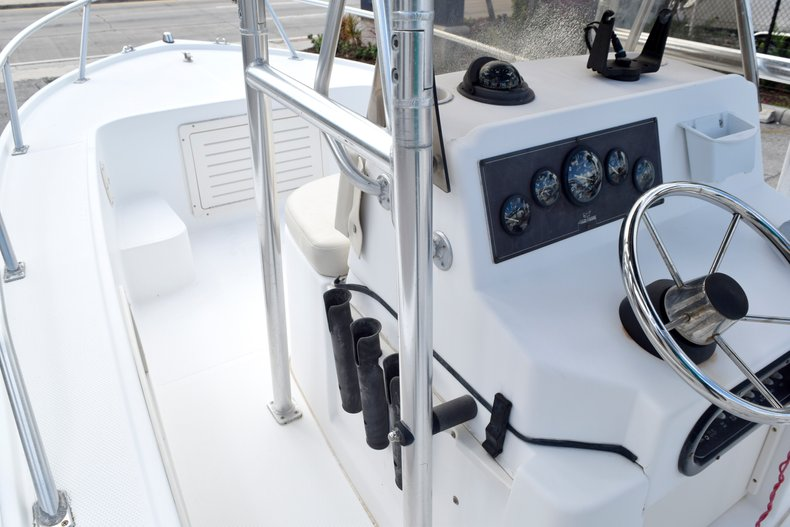 Thumbnail 18 for Used 2001 Mako 171 Center Console boat for sale in Vero Beach, FL