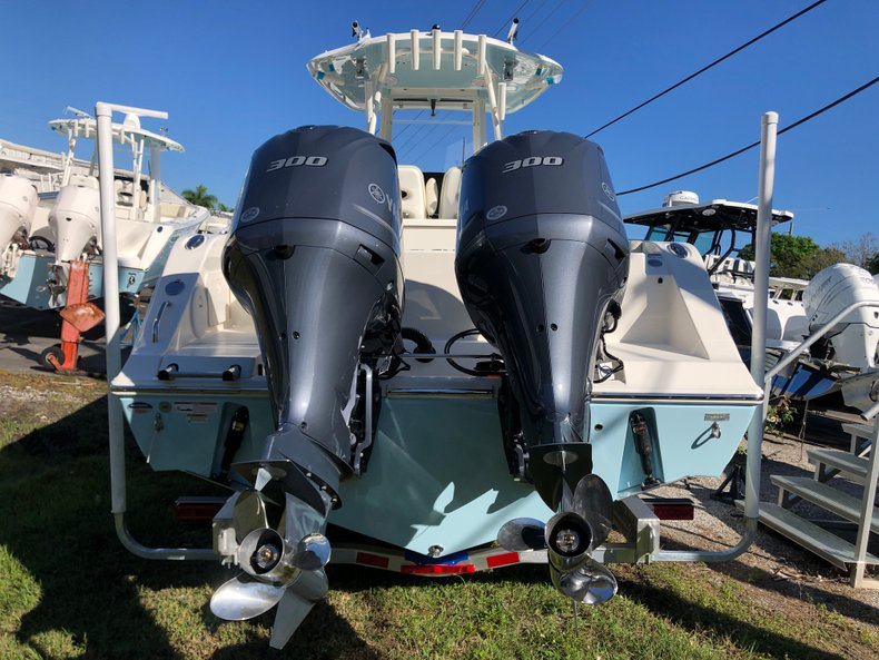 Thumbnail 2 for New 2019 Cobia 301 CC Center Console boat for sale in West Palm Beach, FL