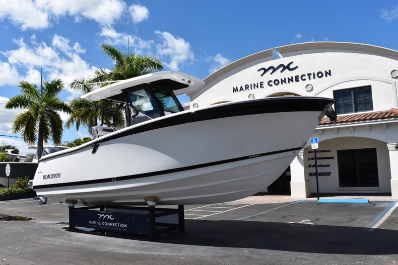 Image 1 for 2019 Blackfin 272CC Center Console in West Palm Beach, FL