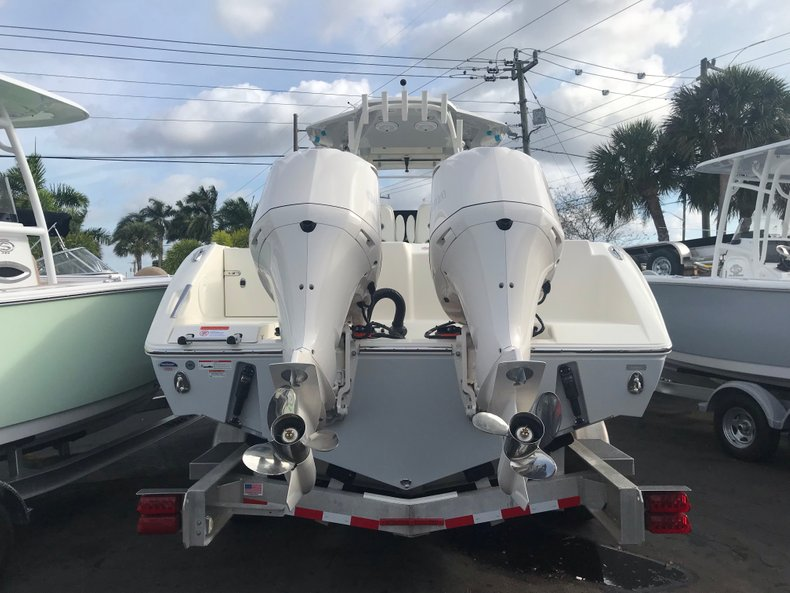 Thumbnail 2 for New 2019 Cobia 320 Center Console boat for sale in West Palm Beach, FL