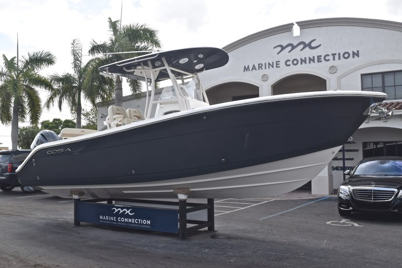 Image 1 for 2018 Cobia 261 Center Console in West Palm Beach, FL