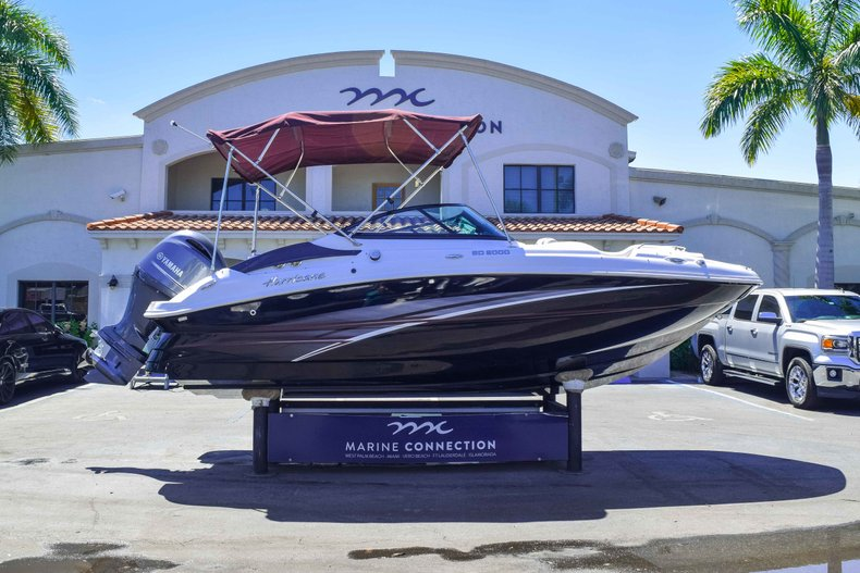 New 2019 Hurricane SunDeck SD 2000 OB boat for sale in West Palm Beach, FL