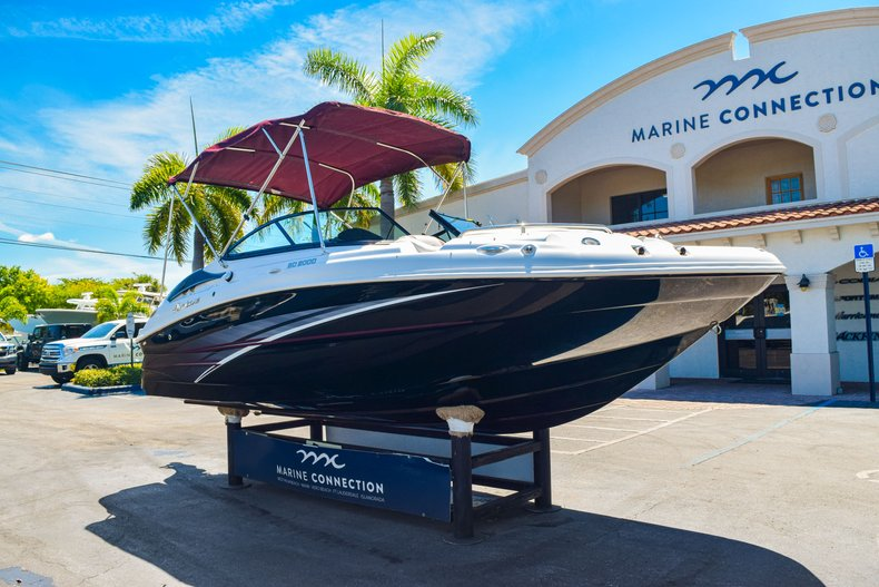 Thumbnail 1 for New 2019 Hurricane SunDeck SD 2000 OB boat for sale in West Palm Beach, FL