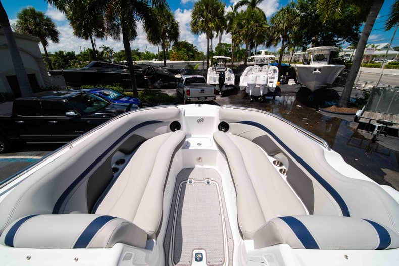 Thumbnail 25 for New 2019 Hurricane SunDeck SD 2400 OB boat for sale in Vero Beach, FL