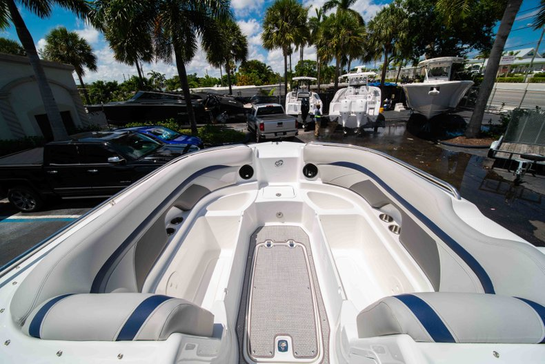 Thumbnail 26 for New 2019 Hurricane SunDeck SD 2400 OB boat for sale in Vero Beach, FL