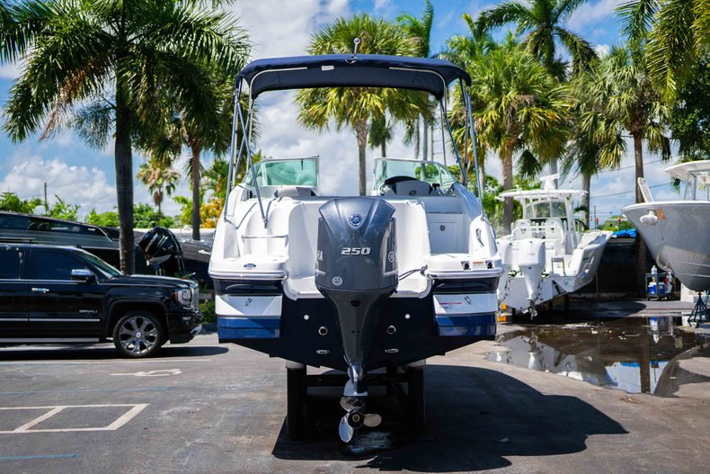 Thumbnail 6 for New 2019 Hurricane SunDeck SD 2400 OB boat for sale in Vero Beach, FL