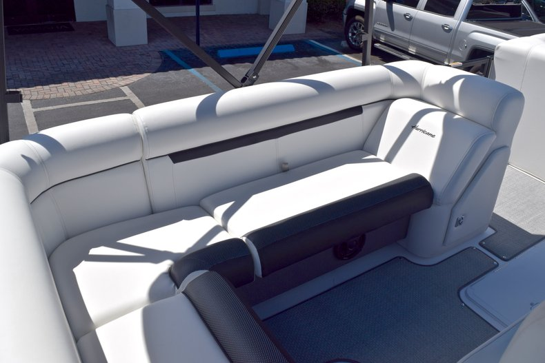 Thumbnail 19 for New 2019 Hurricane FunDeck FD 226 OB boat for sale in Vero Beach, FL
