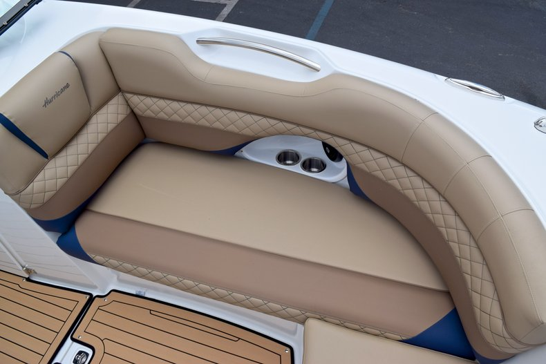 Thumbnail 50 for New 2019 Hurricane SunDeck SD 2690 OB boat for sale in West Palm Beach, FL