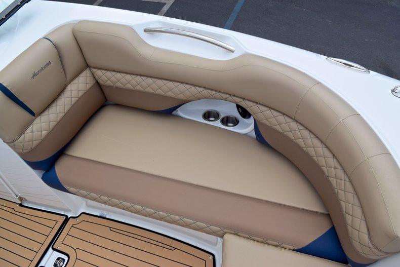 Thumbnail 50 for New 2019 Hurricane SunDeck SD 2690 OB boat for sale in Vero Beach, FL
