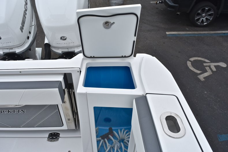 Thumbnail 15 for Used 2018 Blackfin 272CC Center Console boat for sale in West Palm Beach, FL