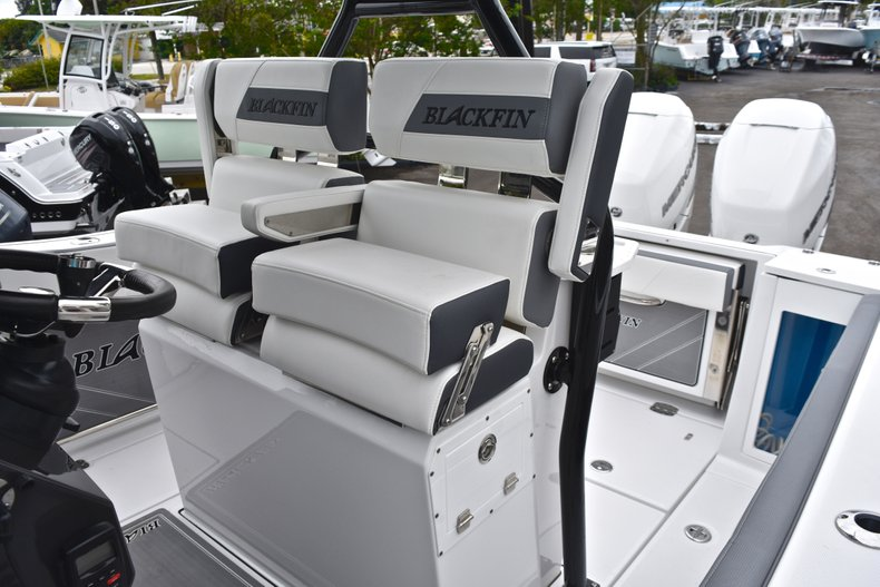Thumbnail 50 for Used 2018 Blackfin 272CC Center Console boat for sale in West Palm Beach, FL