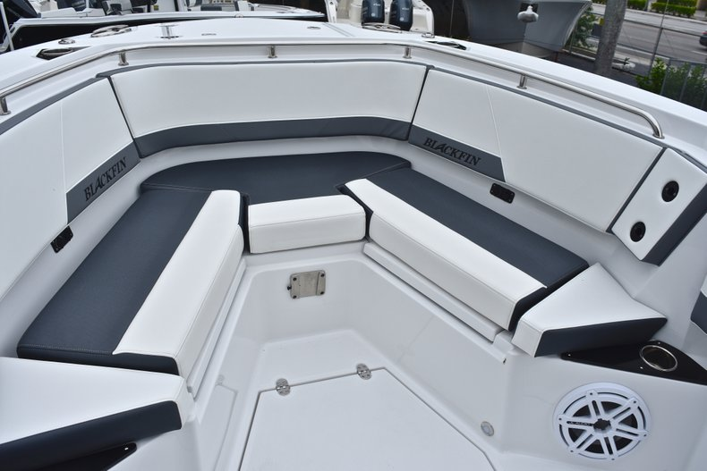 Thumbnail 62 for Used 2018 Blackfin 272CC Center Console boat for sale in West Palm Beach, FL