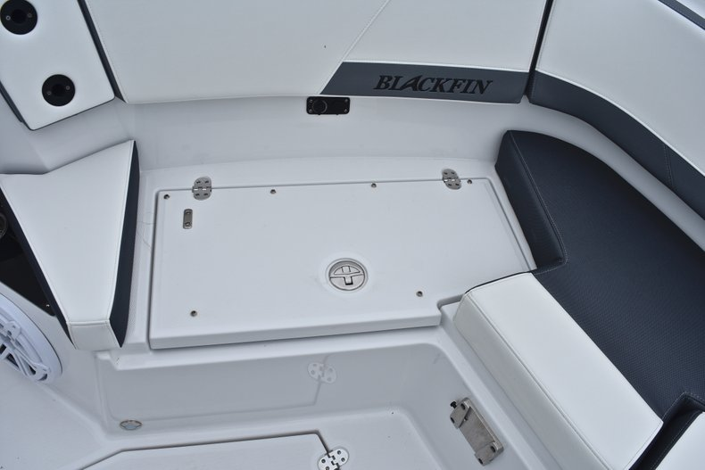 Thumbnail 68 for Used 2018 Blackfin 272CC Center Console boat for sale in West Palm Beach, FL