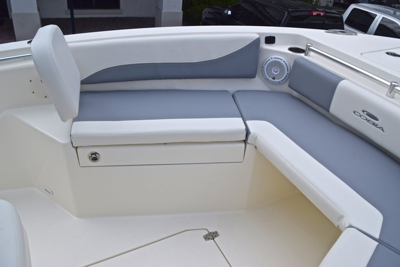 Thumbnail 57 for New 2019 Cobia 240 CC Center Console boat for sale in Fort Lauderdale, FL