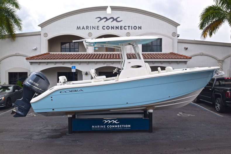 Thumbnail 0 for New 2019 Cobia 240 CC Center Console boat for sale in Fort Lauderdale, FL