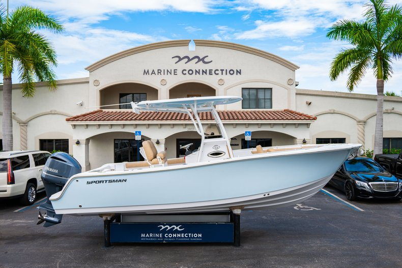 Thumbnail 0 for New 2019 Sportsman Open 242 Center Console boat for sale in West Palm Beach, FL