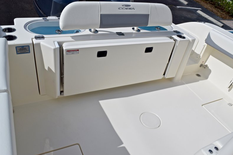 Thumbnail 10 for  2019 Cobia 301 CC Center Console boat for sale in West Palm Beach, FL