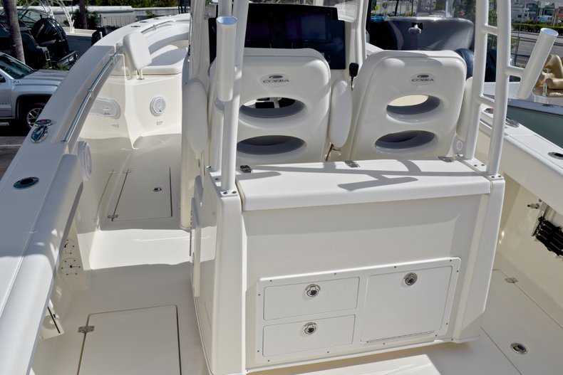 Thumbnail 9 for  2019 Cobia 301 CC Center Console boat for sale in West Palm Beach, FL