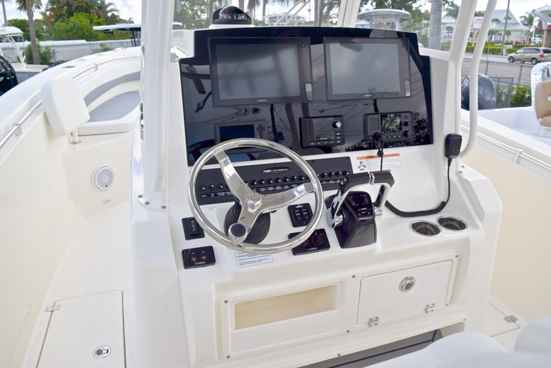 Thumbnail 38 for  2019 Cobia 301 CC Center Console boat for sale in West Palm Beach, FL