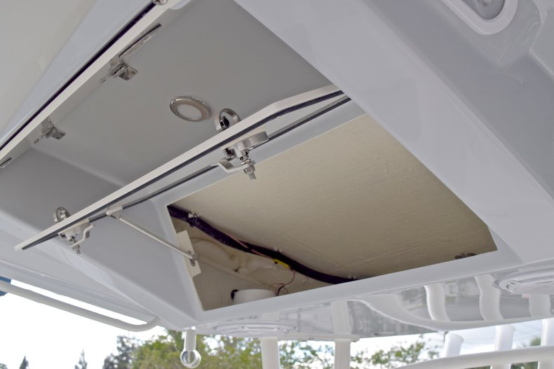 Thumbnail 35 for  2019 Cobia 301 CC Center Console boat for sale in West Palm Beach, FL