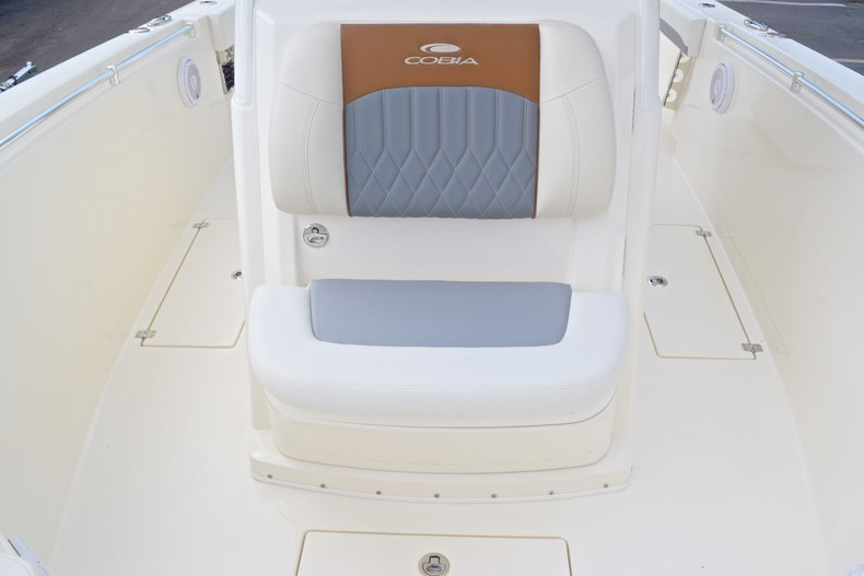 Thumbnail 59 for  2019 Cobia 301 CC Center Console boat for sale in West Palm Beach, FL