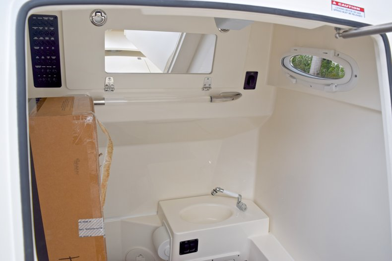 Thumbnail 62 for  2019 Cobia 301 CC Center Console boat for sale in West Palm Beach, FL