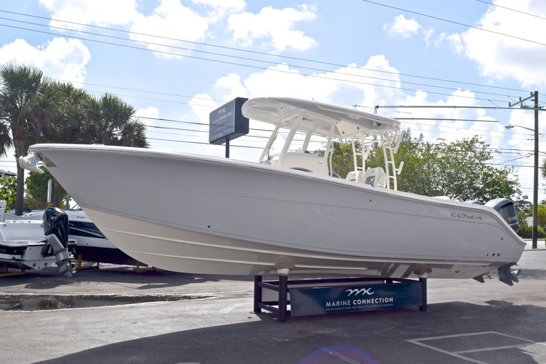 Thumbnail 4 for  2019 Cobia 301 CC Center Console boat for sale in West Palm Beach, FL