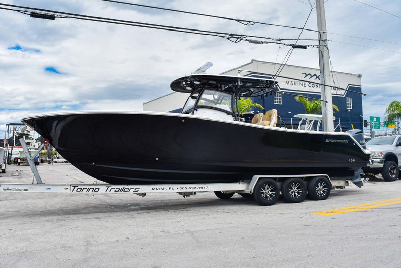 Used 2018 Sportsman Open 312 Center Console boat for sale in West Palm Beach, FL