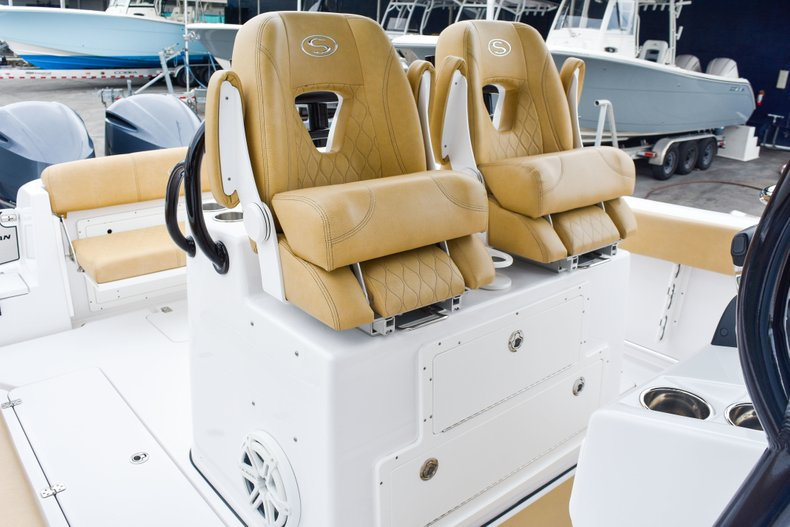 Thumbnail 35 for Used 2018 Sportsman Open 312 Center Console boat for sale in West Palm Beach, FL