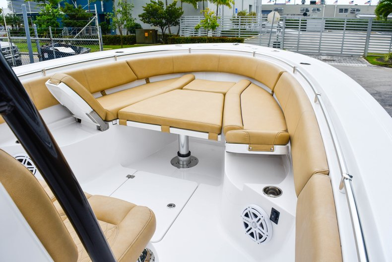 Thumbnail 57 for Used 2018 Sportsman Open 312 Center Console boat for sale in West Palm Beach, FL