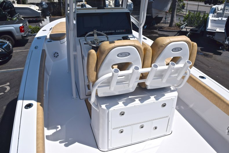 Thumbnail 11 for New 2019 Sportsman Masters 267 Bay Boat boat for sale in Vero Beach, FL