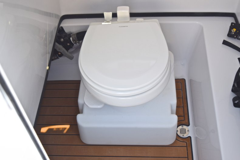 Thumbnail 50 for New 2019 Sportsman Masters 267 Bay Boat boat for sale in Vero Beach, FL