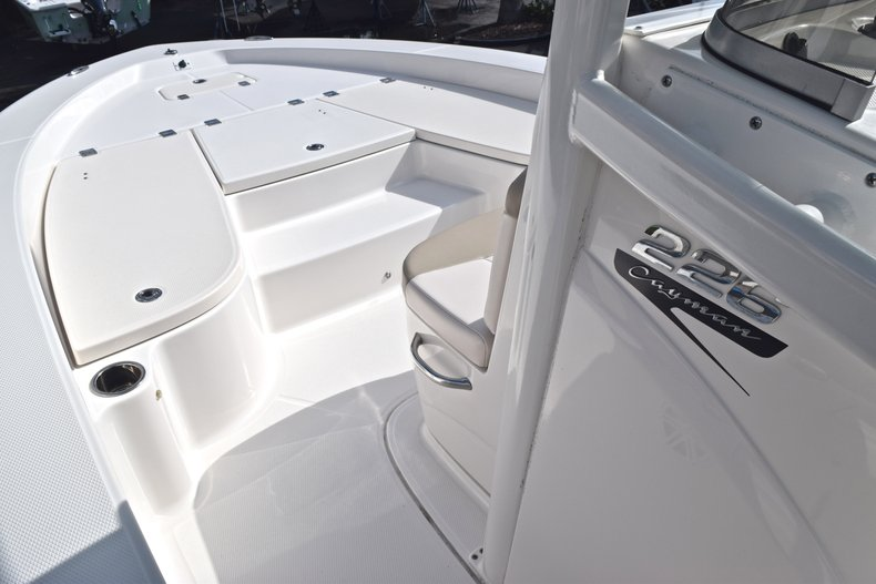 Thumbnail 35 for Used 2017 Robalo 226 Bay Boat boat for sale in West Palm Beach, FL