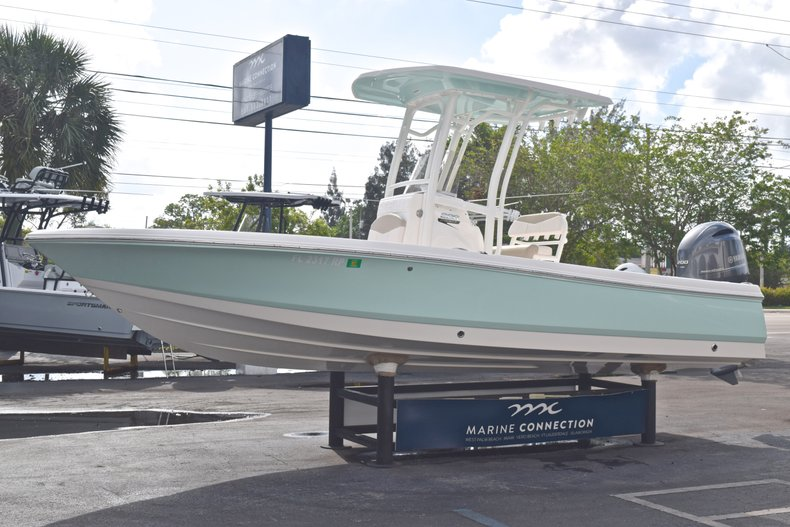 Thumbnail 3 for Used 2017 Robalo 226 Bay Boat boat for sale in West Palm Beach, FL
