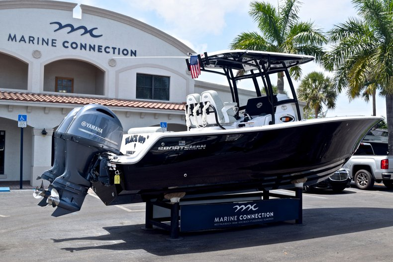 Thumbnail 8 for Used 2019 Sportsman Heritage 251 Center Console boat for sale in West Palm Beach, FL