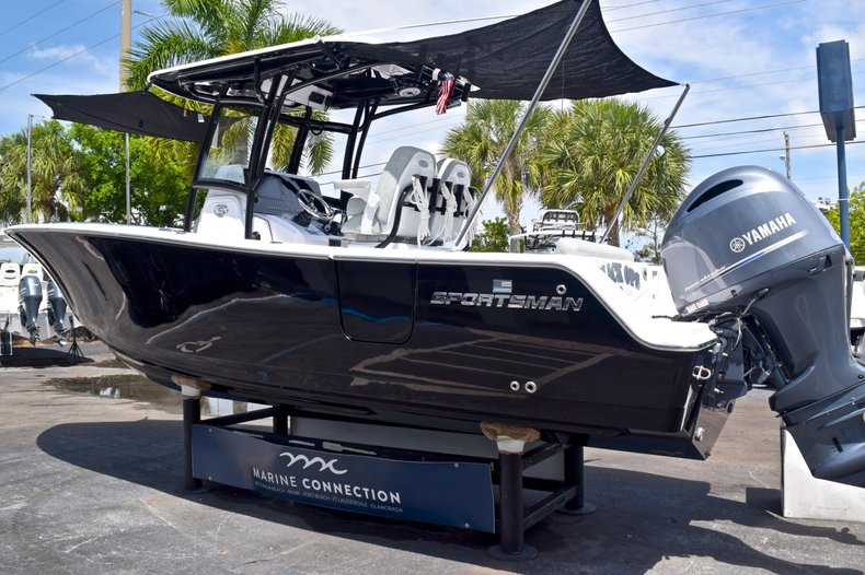 Thumbnail 67 for Used 2019 Sportsman Heritage 251 Center Console boat for sale in West Palm Beach, FL