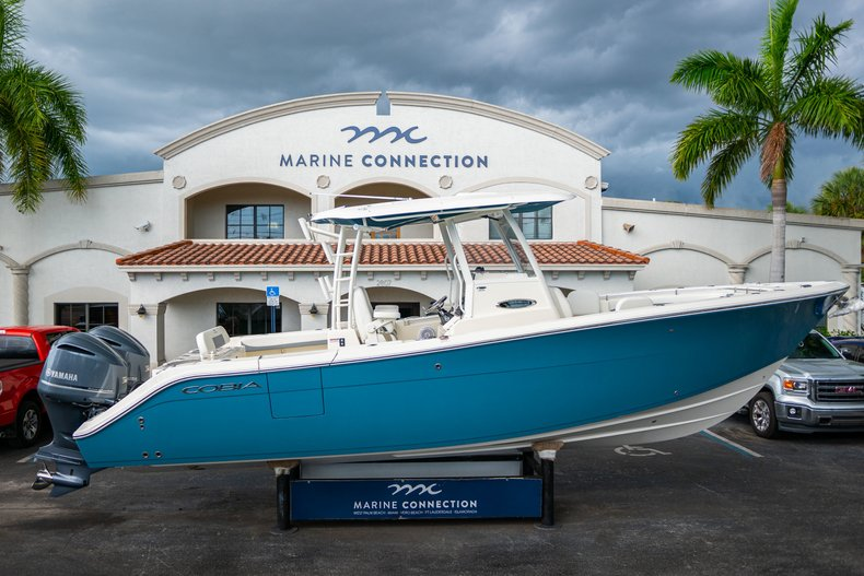 New 2019 Cobia 301 CC Center Console boat for sale in West Palm Beach, FL