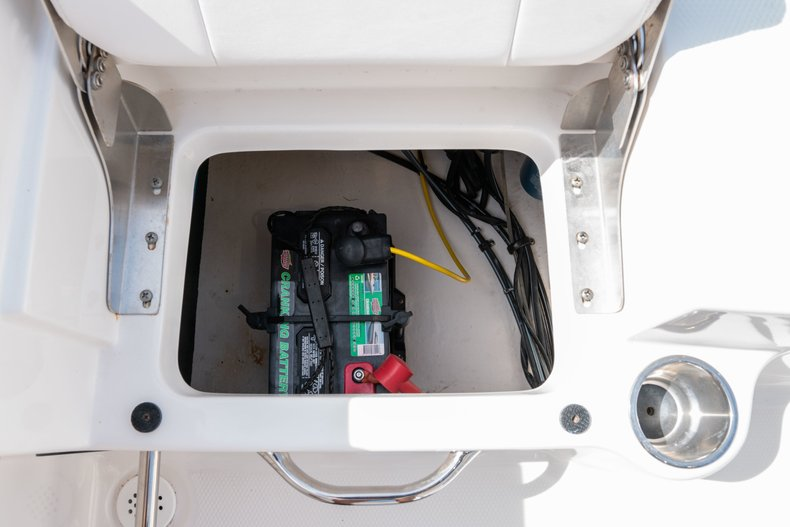 Thumbnail 12 for Used 2013 Robalo R200 Center Console boat for sale in West Palm Beach, FL