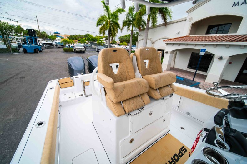Thumbnail 26 for New 2019 Sportsman Open 282 Center Console boat for sale in Vero Beach, FL