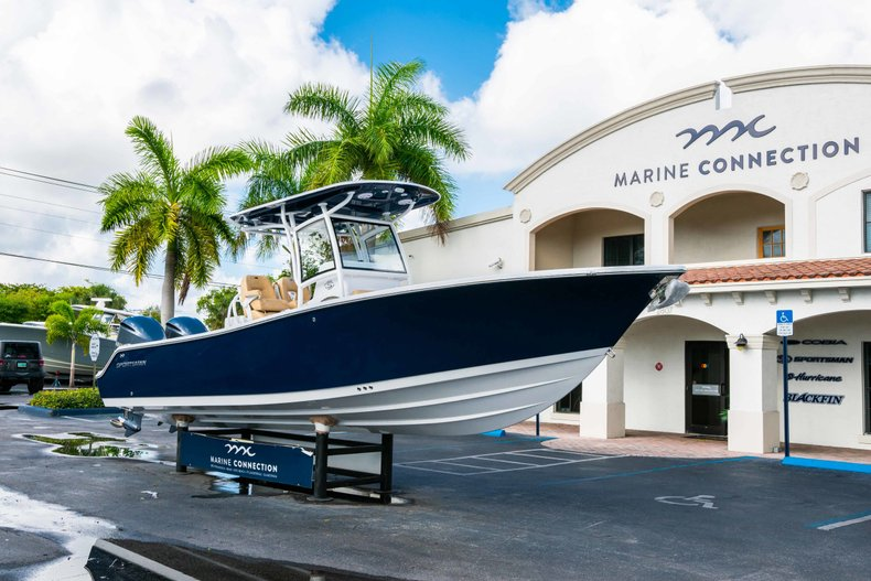 Thumbnail 1 for New 2019 Sportsman Open 282 Center Console boat for sale in Vero Beach, FL