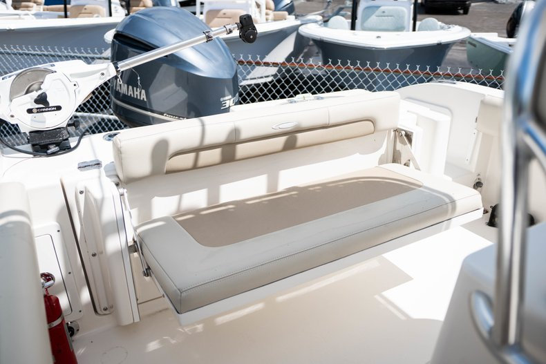 Thumbnail 7 for Used 2014 Cobia 256 Center Console boat for sale in West Palm Beach, FL