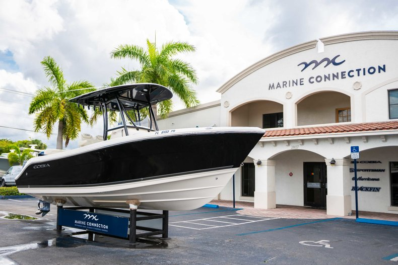 Image 1 for 2014 Cobia 237 Center Console in West Palm Beach, FL